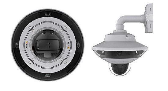 AXIS-Q6000-E-PTZ-Dome-Netzwerk-Kamera