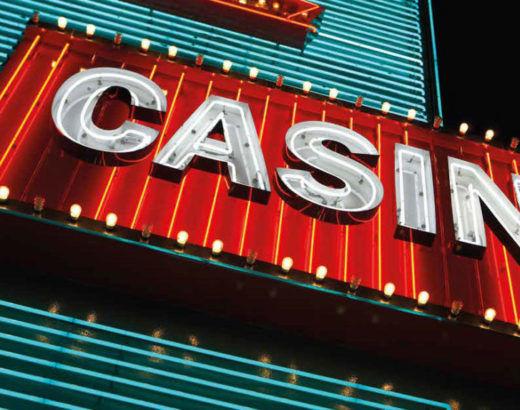 Videoüberwachungslösungen für Spielhallen und Casinos