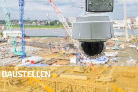 Baustellen-Webcam - Baustelle