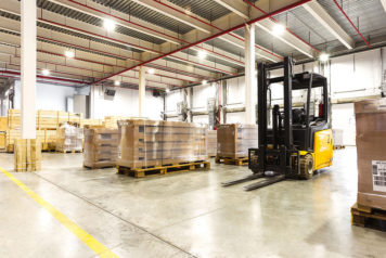 Fracht-Logistik