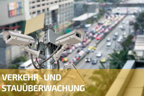 Baustellen-Webcam - Verkehr-und-StauUeberwachung