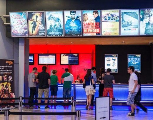 Videoüberwachung in Kinos