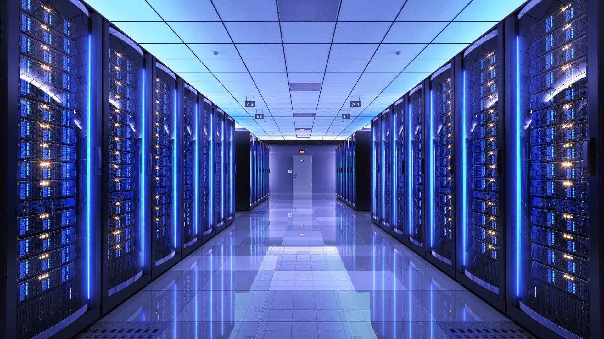 Serverraum Ausstattung