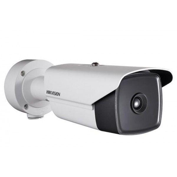 Brandfrüherkennung mit Wärmebildkamera von Hikvision