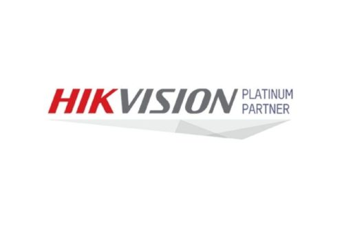 hikvision platinum partner logo