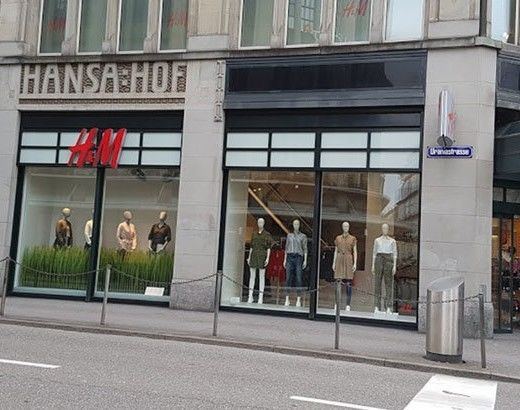 Referenzobjekte: H&M Zürich
