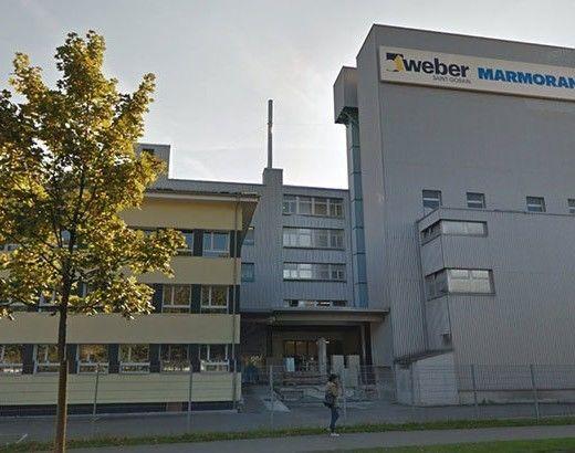 Referenzobjekte: Saint-Gobain Weber AG