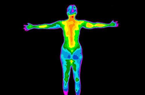 Temperaturmessung mit Wärmebildkamera als Pandemieschutz