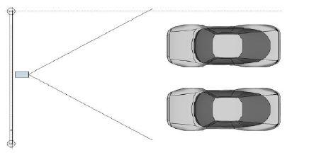 Nummernschilderkennung von mehreren Autos gleichzeitig