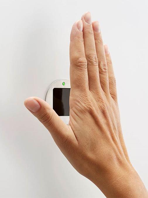 Venenscanner - Zutrittskontrolle via biometrische Merkmale