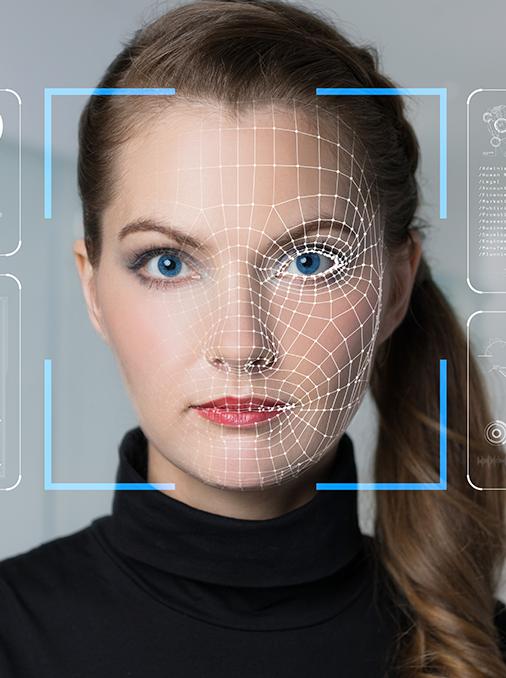 Zutrittskontrolle Gesichtserkennung (Face Recognition)