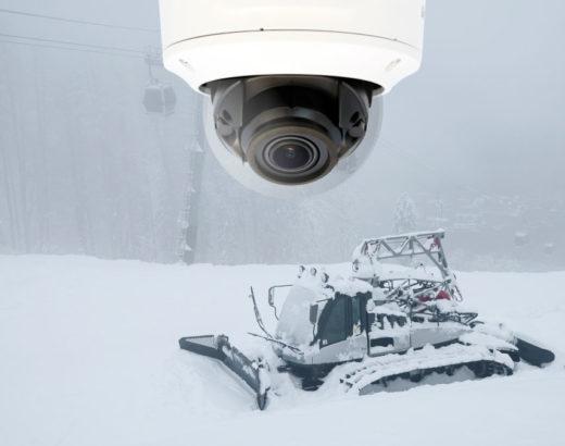 Überwachungskamera Outdoor