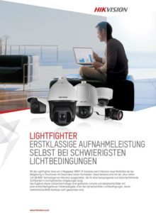 LightFighter Broschüre - Hikvision IP-Kamera