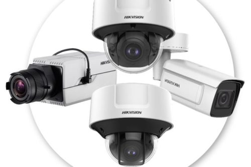 5 Series IP-Kameras von Hikvision - Blog Titelbild