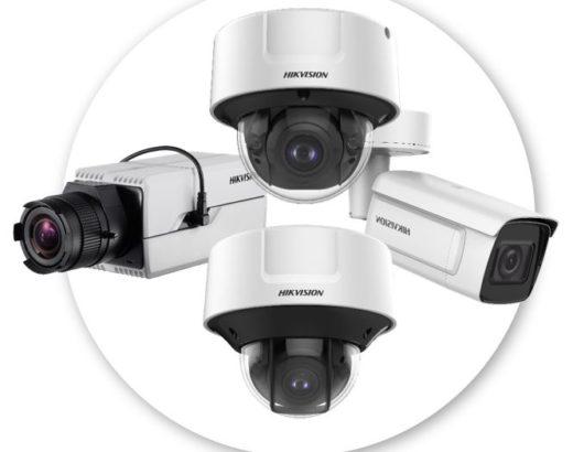 5 Series Kameras von Hikvision – jetzt noch besser