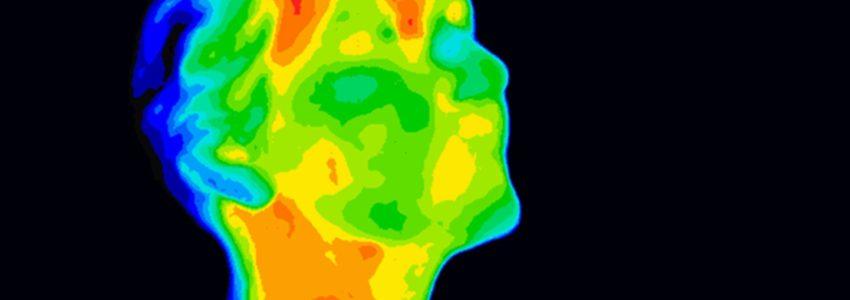 Wärmebildkamera mit Bi-Spectrum Technologie - Beispielbild
