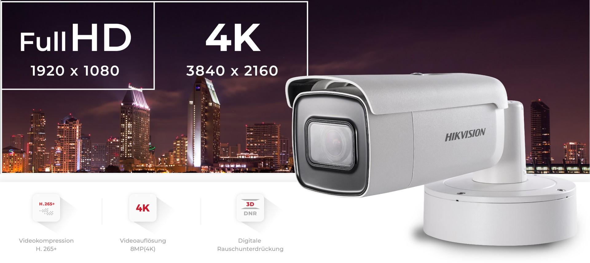Hikvision IP-Kamera