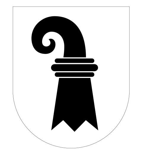 Videoüberwachungs Basel: Wappen Basel-Stadt