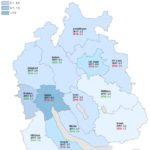 Videoüberwachung Züriche - Einbruchstatistik 2018