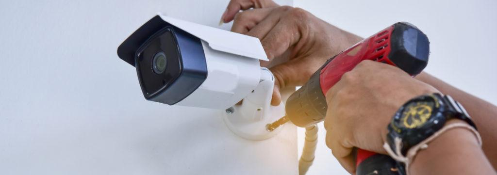 Überwachungskamera schnell und einfach installieren