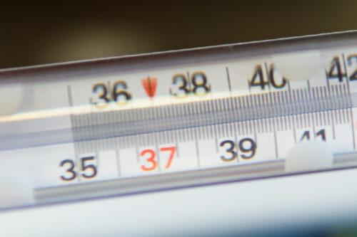 Fieber messen: Schnelle, übersichtliche Körpertemperaturmessungen