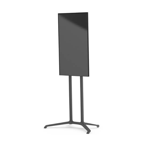Digital Signage Stele mit Fieber Screening Kamera